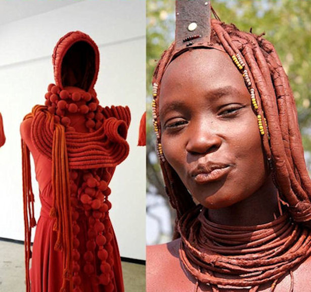 From himba to haute couture sewing blog for Haute couture seamstress