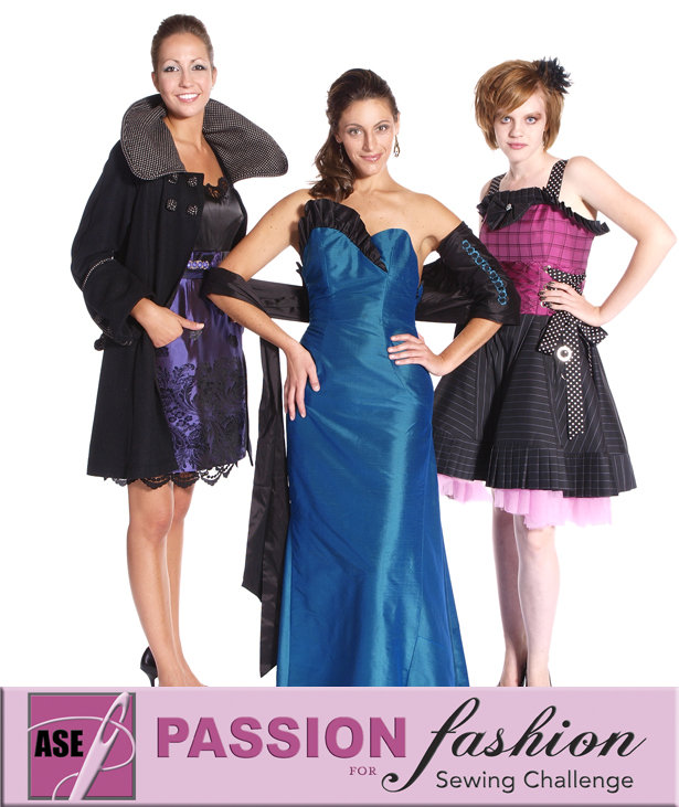 Call For Designers At The Ase Passion For Fashion Design Challenege Sewing Blog