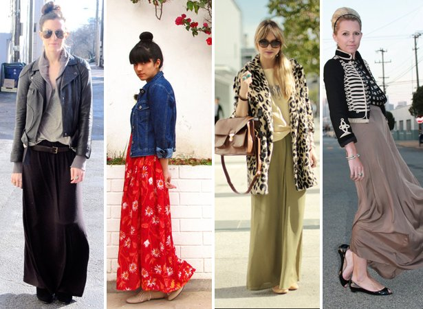 The Maxi Skirt – Sewing Blog | BurdaStyle.com