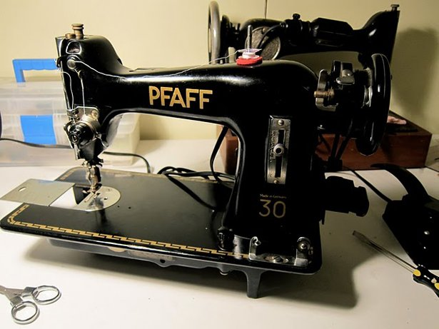 elgin sewing machine value
