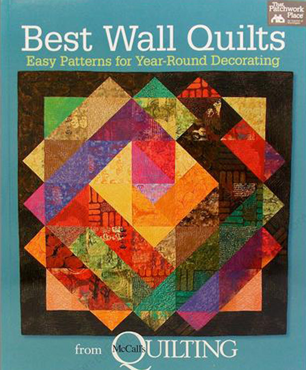 Quilts From Mccalls Quilting Easy Patterns For Year Round Decorating