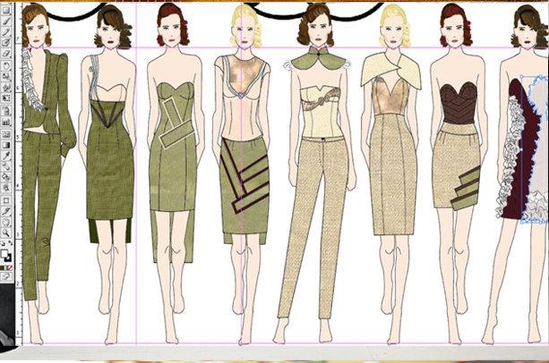 Adobe Illustrator For Fashion Design Free Ebook
