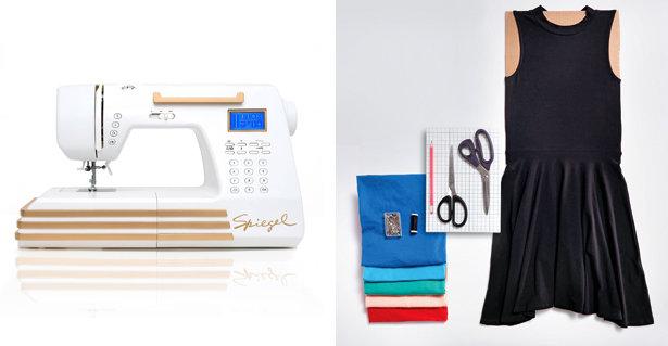 speigel sewing machine