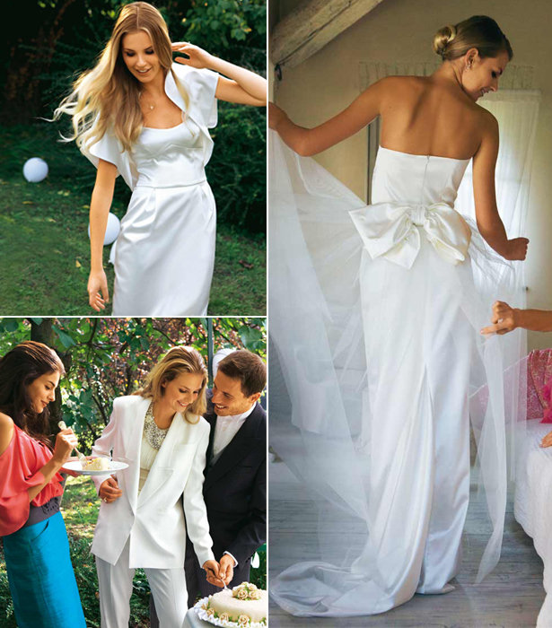 Sewing Patterns For Wedding Gowns: Summer Wedding: 8 Wedding Gown Sewing Patterns