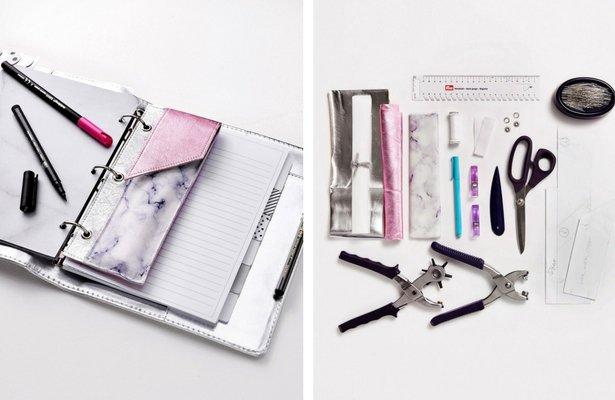 diy binder pencil case � sewing blog burdastylecom