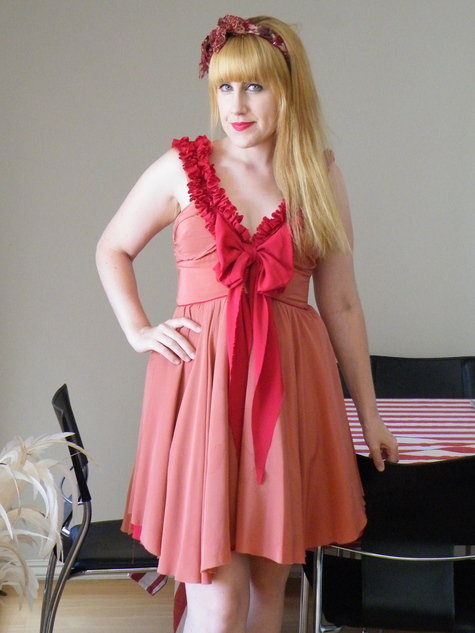 Lily_bart_-_pink_red_bow_dress_fullscreen