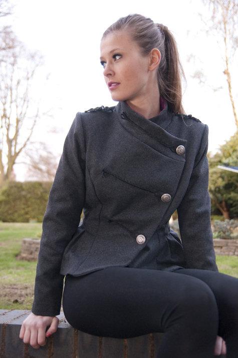 Сшить пиджак женский своими руками видео ольга никишичева