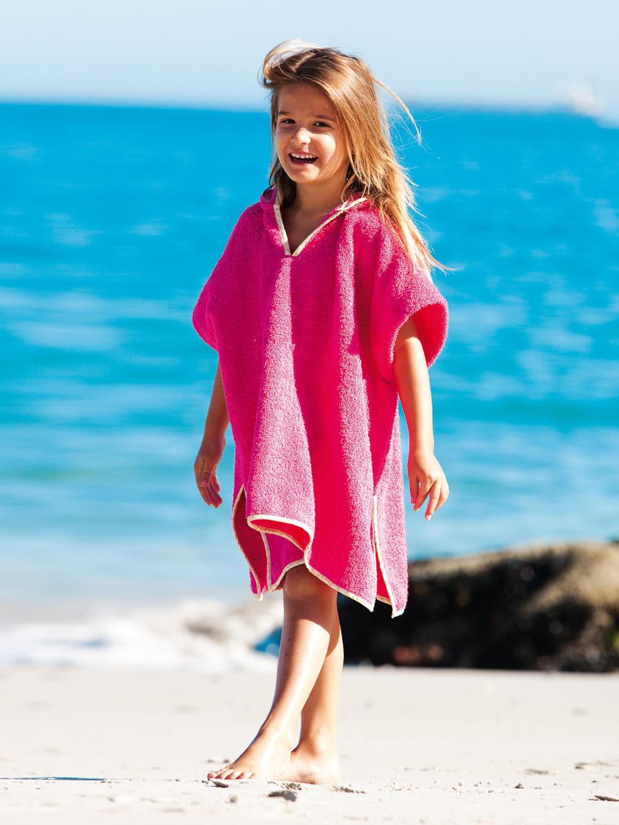 Туника для пляжа ребенку
