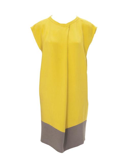 طرز دوخت پیراهن نخی لباسهای تابستونی بسیار شیک و ساده به همراه طراحی الگو