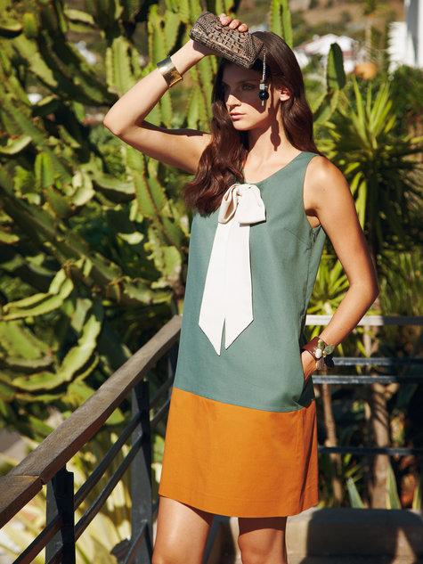 Выкройки летнего платья прямого покроя