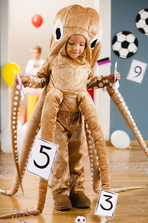 Children's Octopus Costume 01/2011 #146 – Sewing Patterns ...