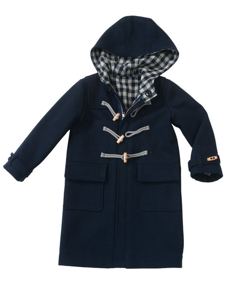 Boy's Duffle Coat 10/2011 #140 – Sewing Patterns | BurdaStyle.com