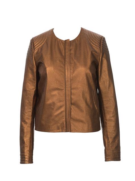Metallic Leather Jacket 01/2013 #120 – Sewing Patterns ...
