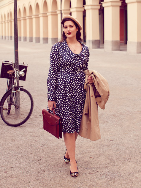 40s dresses for women plus size