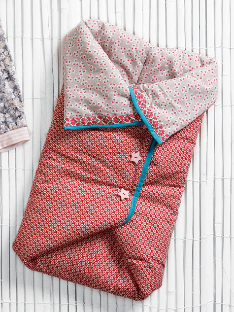 Baby Sleeping Bag 09/2013 #148 Sewing Patterns BurdaStyle.com