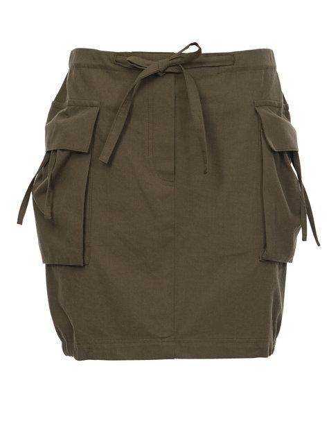 Cargo Skirt Pattern 13