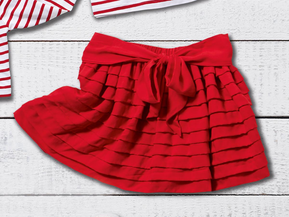 Сшить своими руками школьную юбку для девочки своими руками