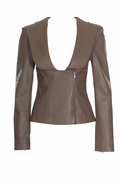 Leather Jacket 07/2010 #118 – Sewing Patterns