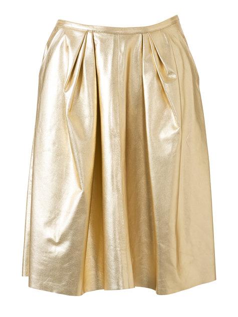 metallic leather skirt 10 2014 106b sewing patterns