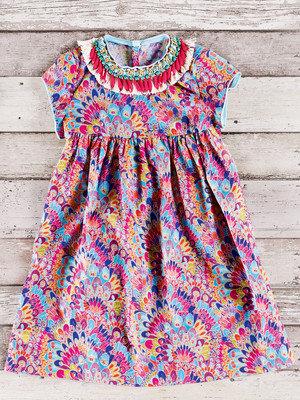 Girls Necklace Dress