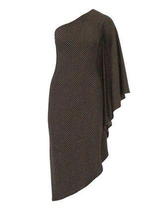 one shoulder dress 11 2015 118 sewing patterns. Black Bedroom Furniture Sets. Home Design Ideas