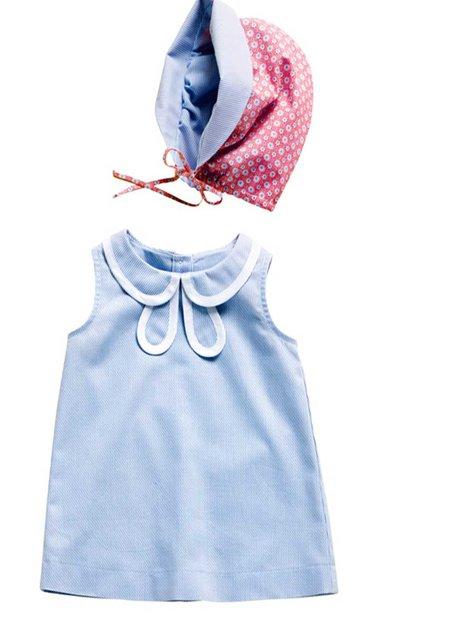 baby girl 39 s peter pan collar dress 02 2016 144 sewing. Black Bedroom Furniture Sets. Home Design Ideas