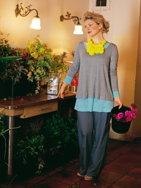 Wide Leg Pants (Plus Size) 04/2011 #139B – Sewing Patterns ...