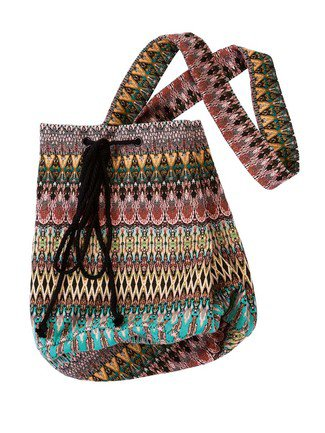 Boho Beach Bag 04/2016 #105 – Sewing Patterns | BurdaStyle.com