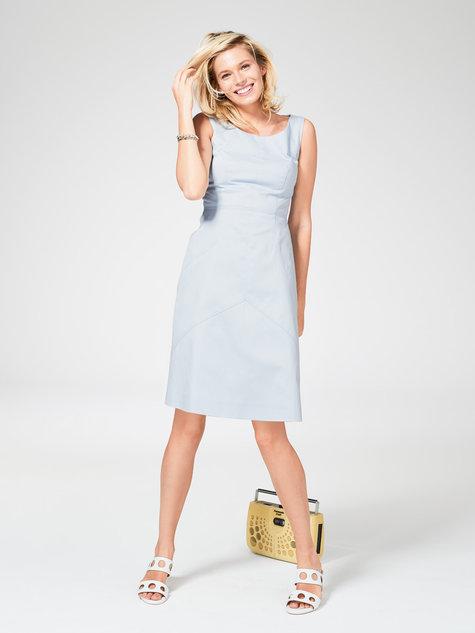 sheath dress 062016 104 � sewing patterns burdastylecom