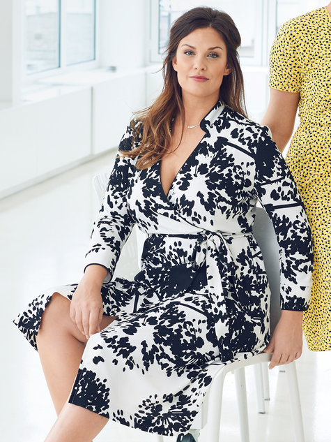 Wrap Dress Plus Size 07 2016 127 Sewing Patterns