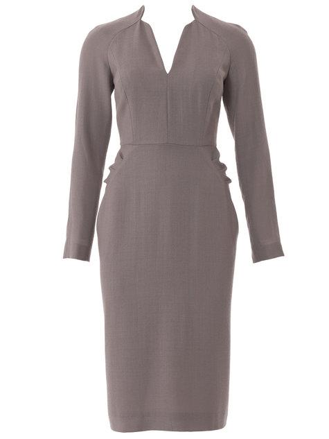 long sleeve sheath dress 012017 116 � sewing patterns