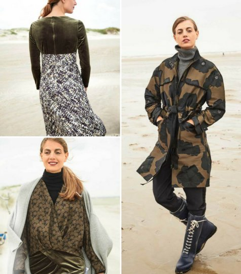 Cold Weather Fashion 10 New Sewing Patterns 11 2017