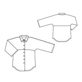 Three Quarter Sleeve Blouse 07/2010 #122