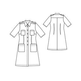 مانتو بلند چاکدار مدل لباسهای تابستانی با طراحی الگو لباس | اسکیمو | تفریحی ...