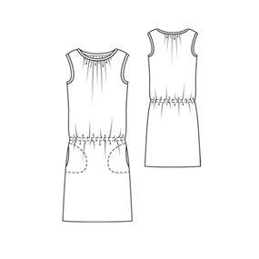 الگو جیب مانتو مدل لباسهای تابستانی با طراحی الگو لباس | اسکیمو | تفریحی ...