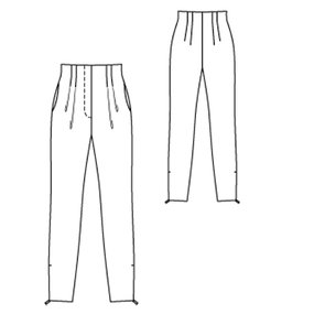 Find great deals on eBay for high waist pants pattern. Shop with confidence.