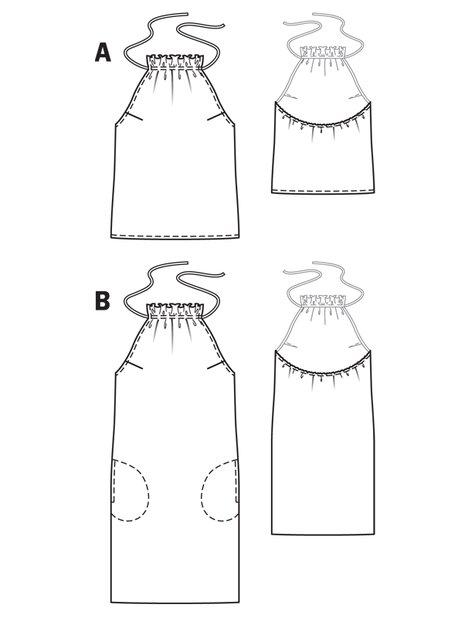 Halter Dress 06/2012 #118