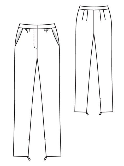 Pencil Pants 09/2010 #108A