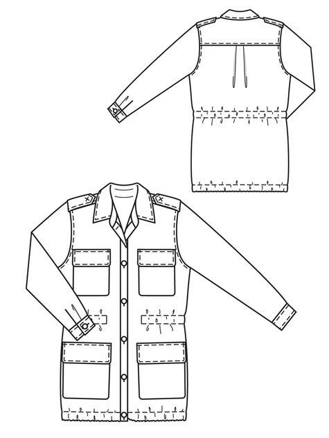 Safari Jacket 02/2013 #102