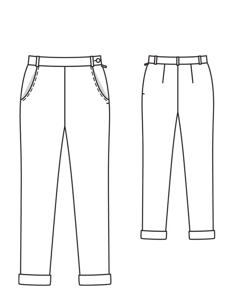 Floral Pants (Plus Size) 04/2013 #132