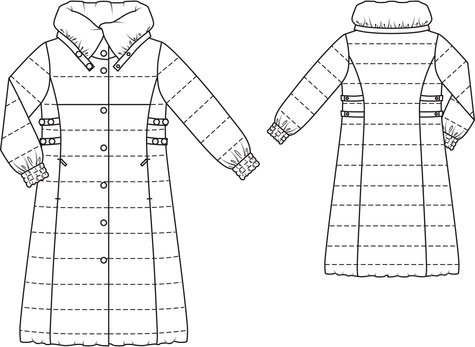 Long Parka Plus Size 012010 additionally Crochetology Challenge Peerless Cardigan together with Woman shoes as well Stock Vector Fashion Hand Drawn Illustration Vector Sketch Long Dress additionally Kids Toddler 5 Pocket Jeans Flat Fashion Sketch V18. on various skirt design