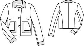 Plaid Jacket 09/2014 #127