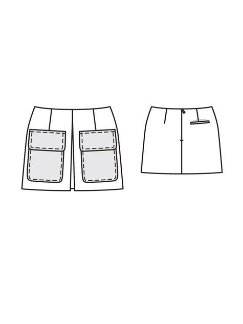 Pocket Mini Skirt 02/2011 #121