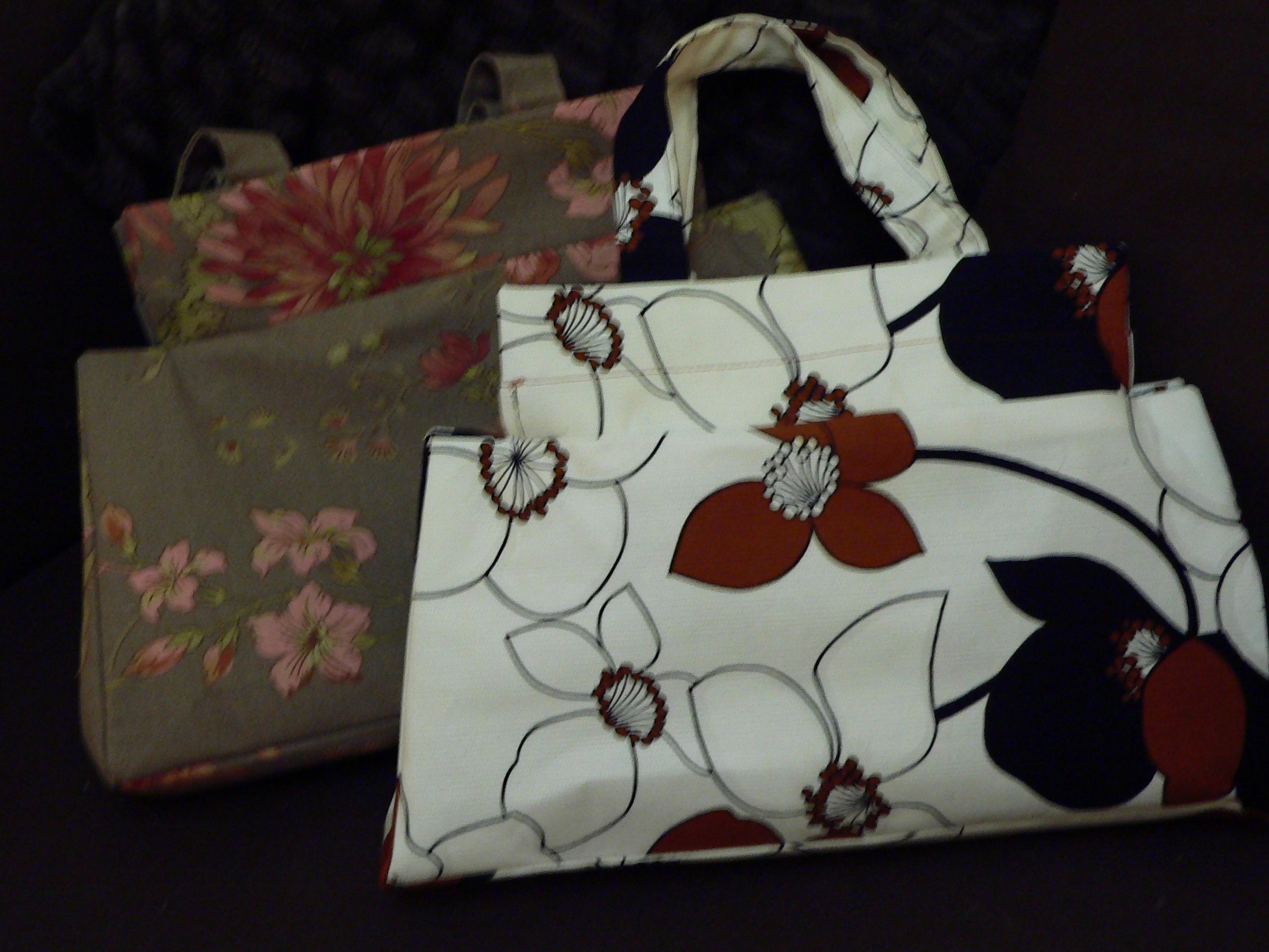 Covington Bag X 2 Sewing Projects Burdastyle Com