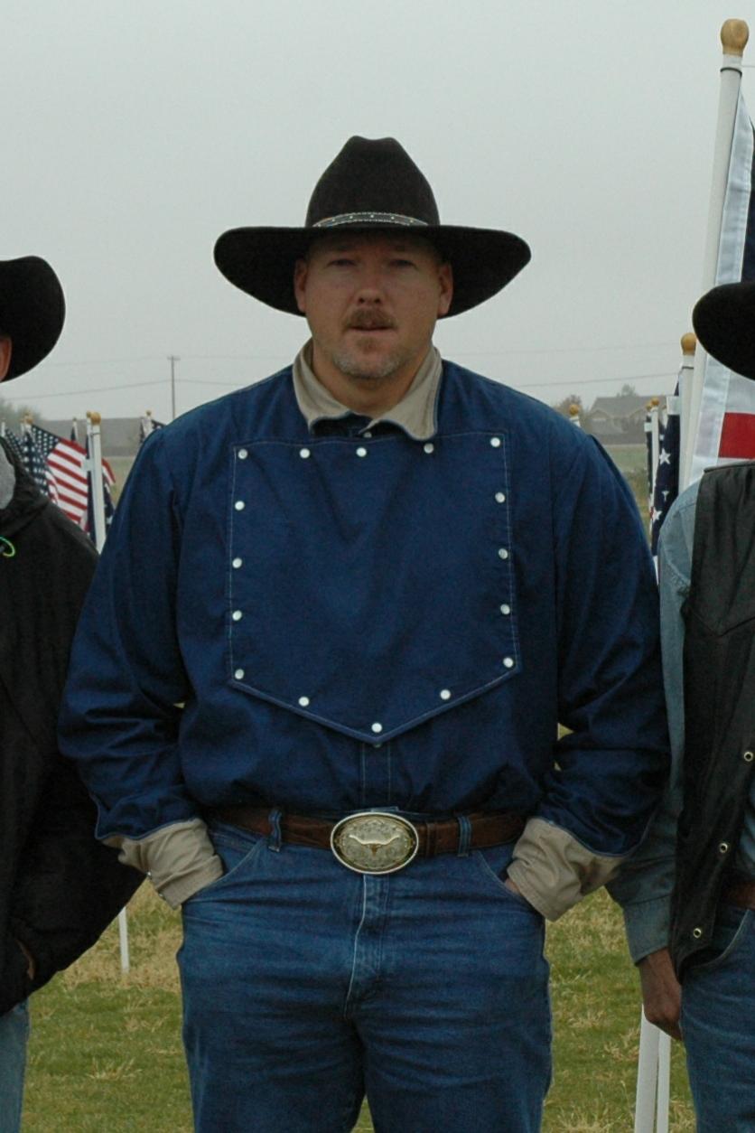 John Wayne style cavalry shirt Sewing Projects