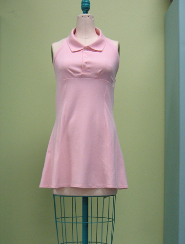 Pink Tennis Dress – Sewing Projects | BurdaStyle.com