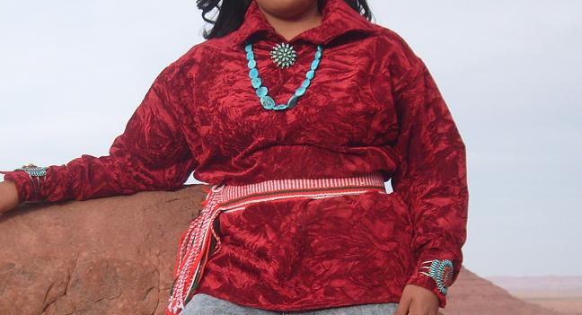Navajo Blouse Sewing Projects Burdastyle Com