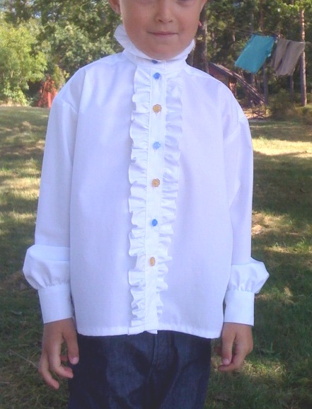 Find great deals on eBay for boys ruffle shirt. Shop with confidence.