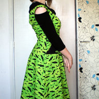 Robe_verte_halloween_1_listing