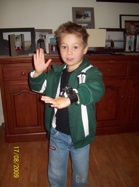 ben 10 jacket  u2013 sewing projects